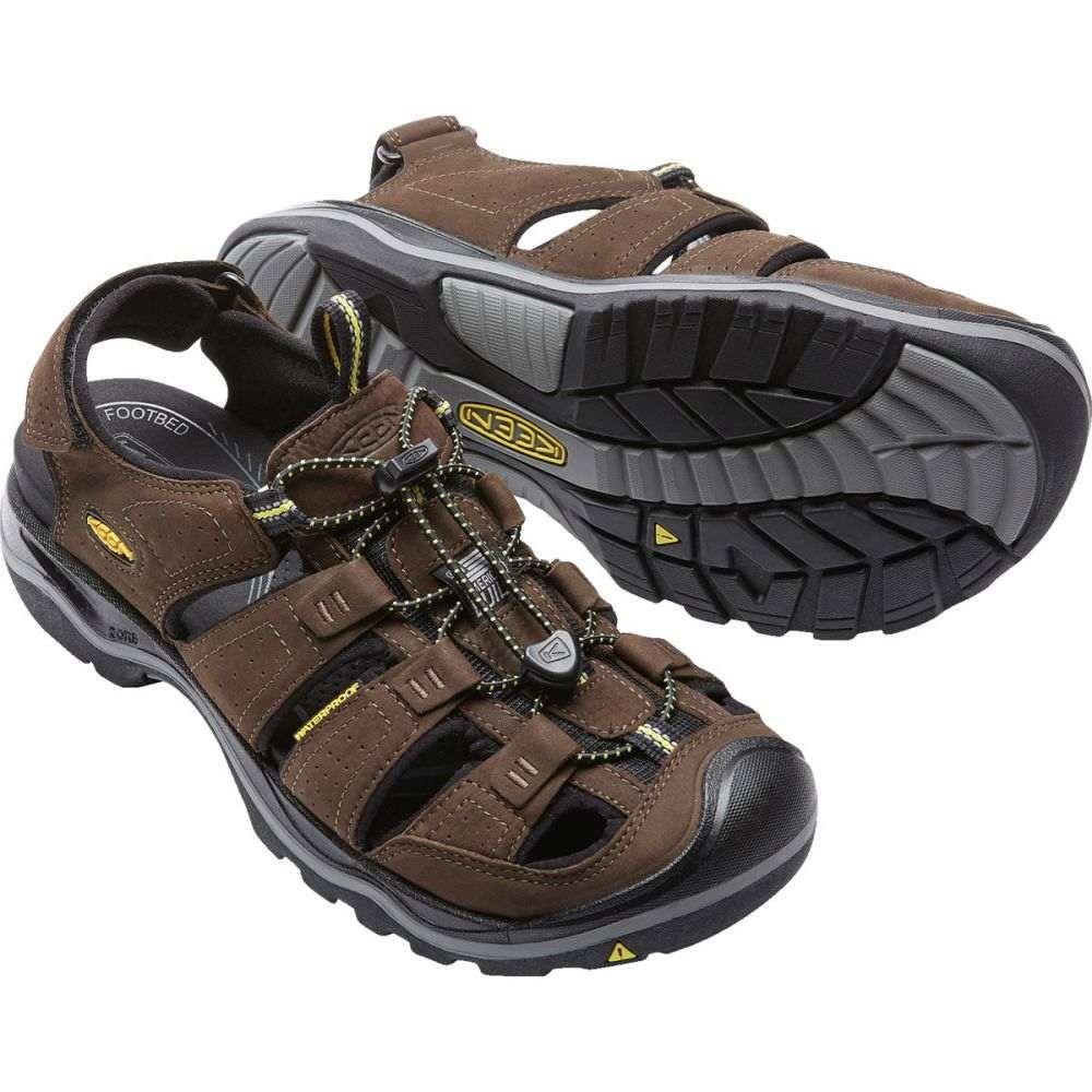 キーン Keen メンズ サンダル シューズ・靴【Rialto Sandals】Black