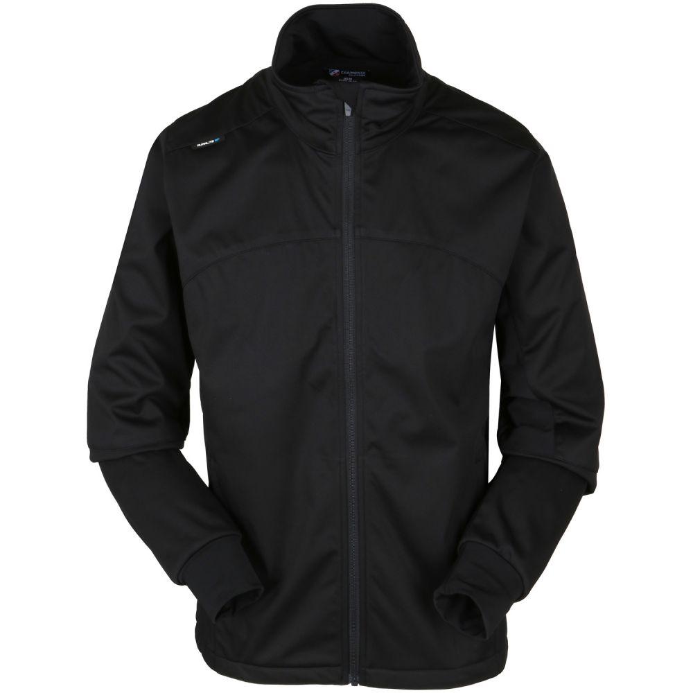 シャモニー Chamonix メンズ スキー・スノーボード ジャケット アウター【Caden XC Ski Jacket】Black