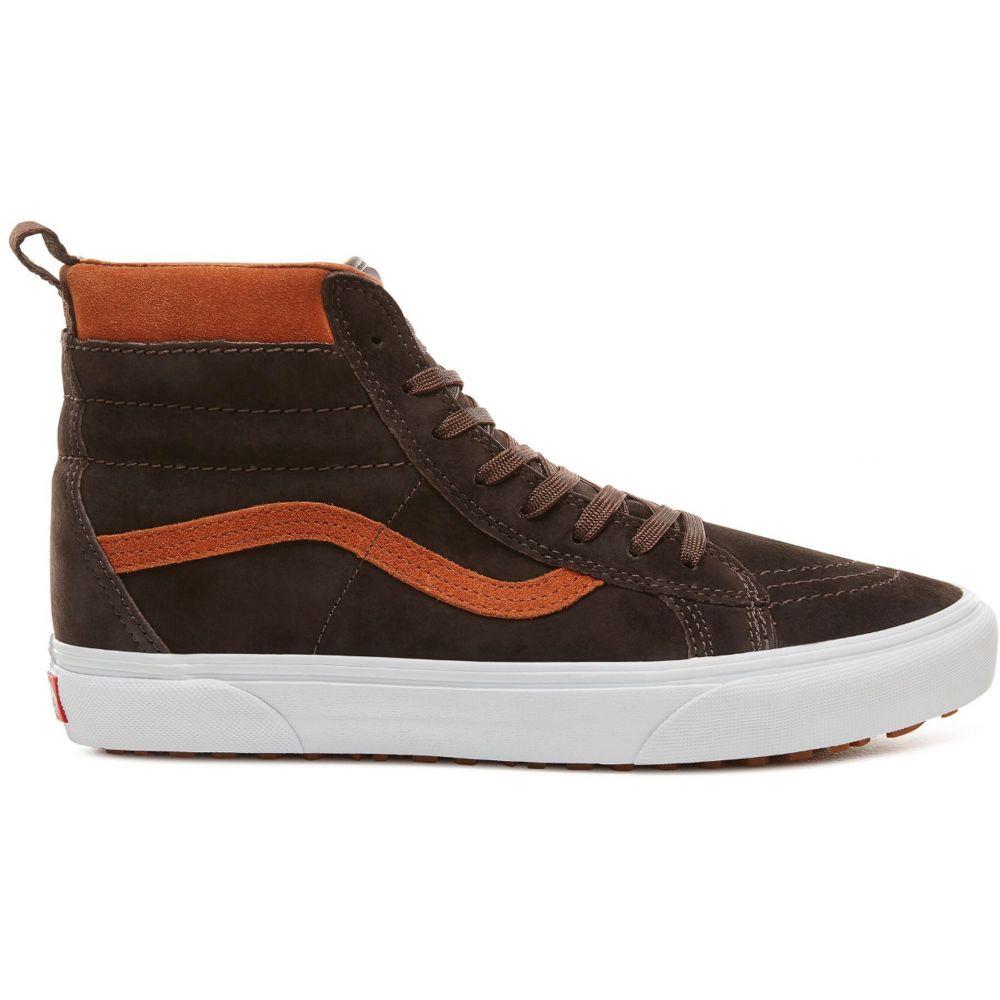 ヴァンズ Vans メンズ スニーカー シューズ・靴【Sk8-Hi MTE Shoes】(MTE) Suede/Chocolate Torte