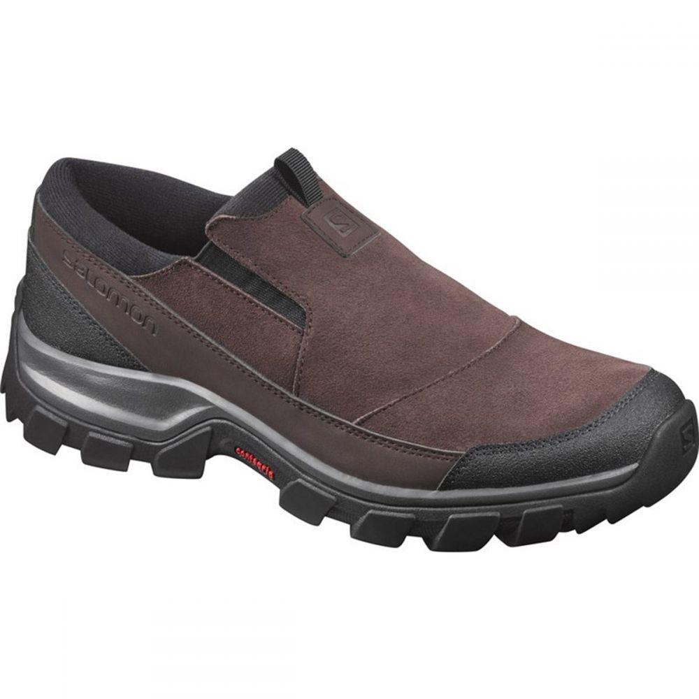 サロモン Salomon メンズ スニーカー シューズ・靴【Snowclog Shoes】Coffee Bean