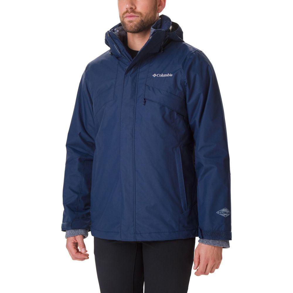 コロンビア Columbia メンズ スキー・スノーボード ジャケット アウター【Bugaboo II Fleece Interchange Snowboard Jacket 2020】Collegiate Navy