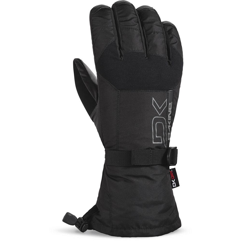 ダカイン Dakine メンズ スキー・スノーボード グローブ【Leather Scout Gloves】Black