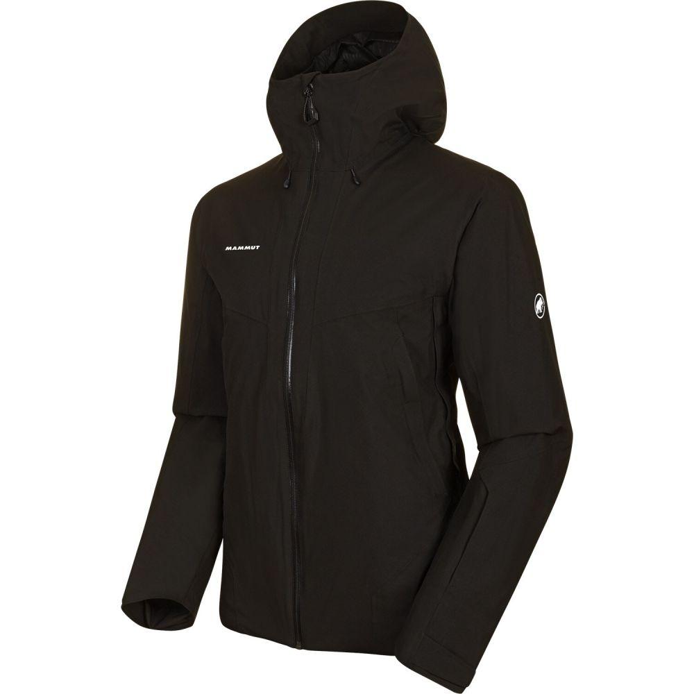 マムート Mammut メンズ ジャケット アウター【Casanna Thermo Ski Jacket】Black