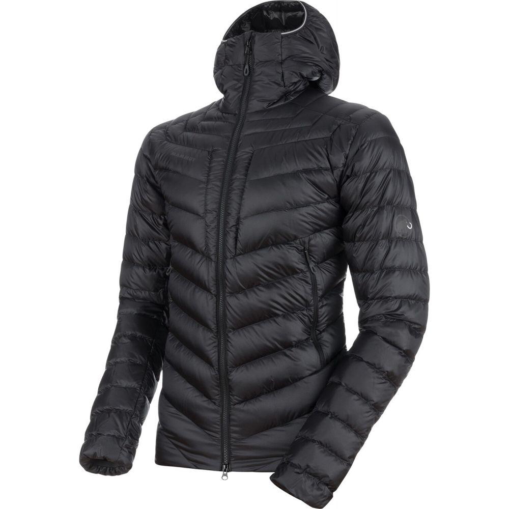 マムート Mammut メンズ ジャケット フード アウター【Broad Peak Insulated Hooded Jacket】Black/Phantom