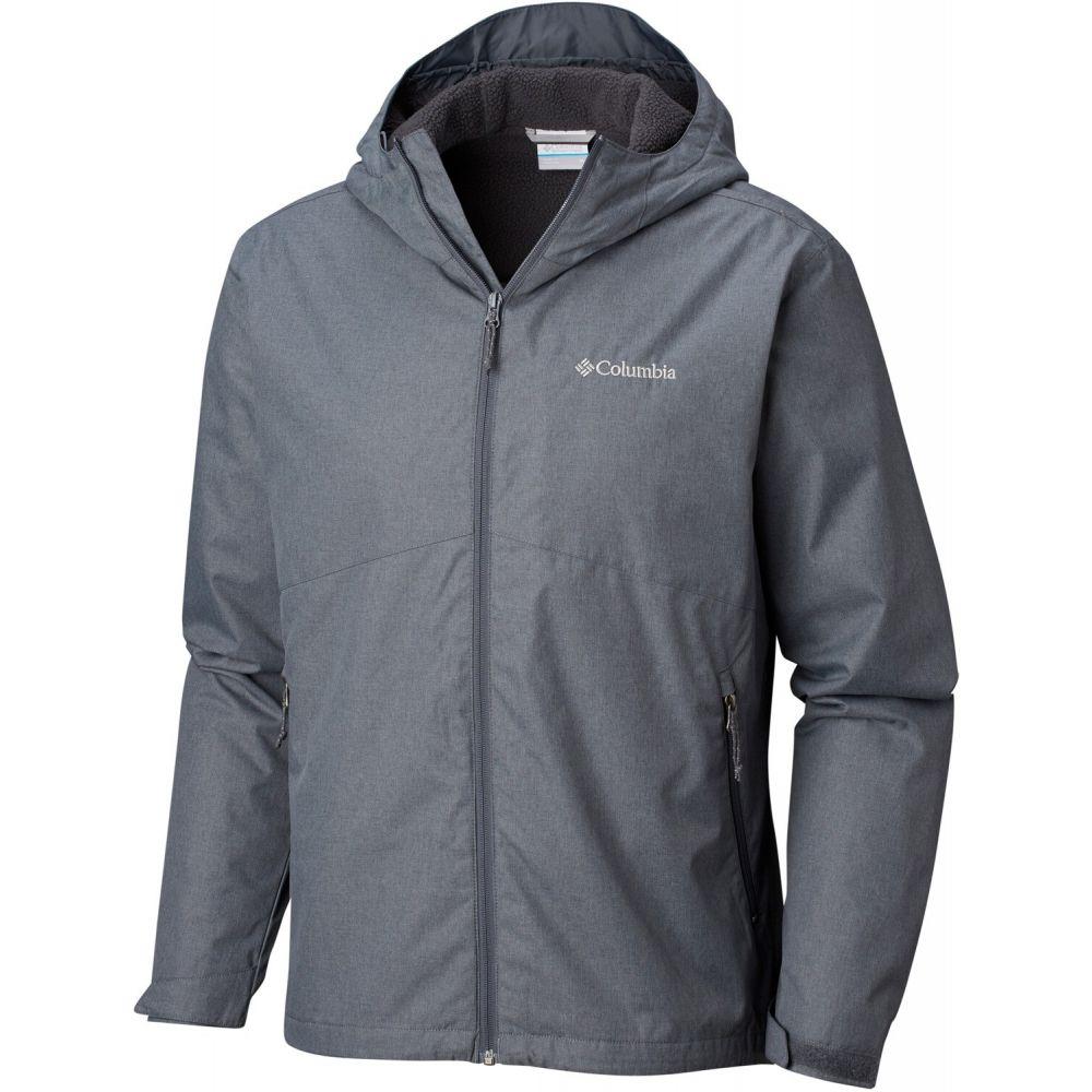 コロンビア Columbia メンズ ジャケット アウター【Rainie Falls Jacket】Graphite