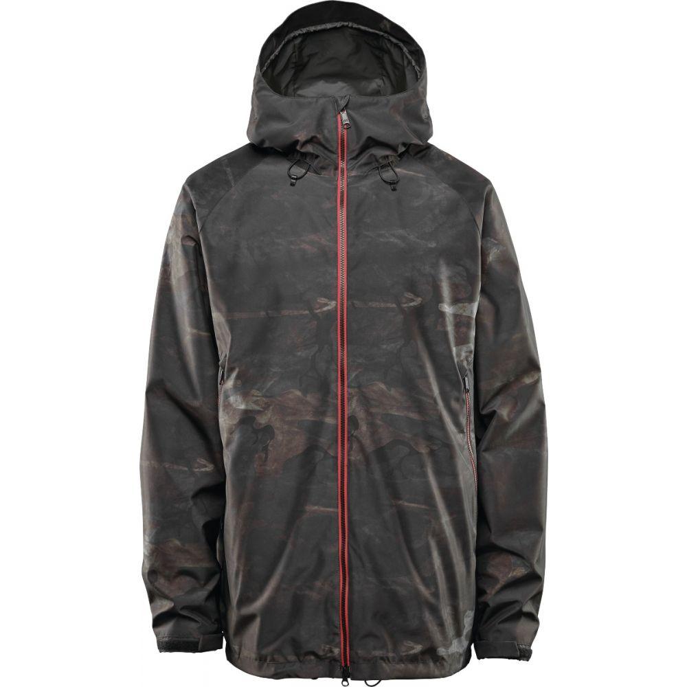 サーティーツー Thirty Two メンズ スキー・スノーボード ジャケット アウター【32 - Delta Snowboard Jacket 2020】Brown/Camo