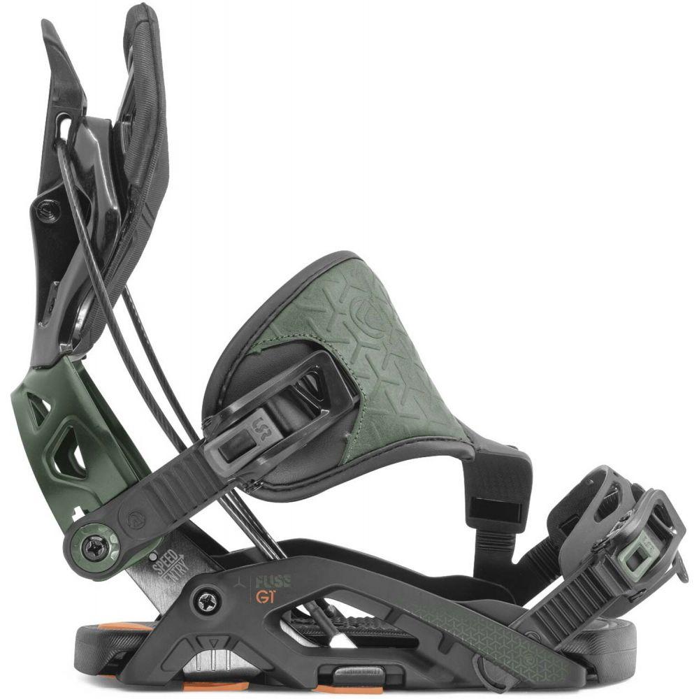フロー Flow メンズ スキー・スノーボード ビンディング【Fuse GT Hybrid Snowboard Bindings 2020】Black