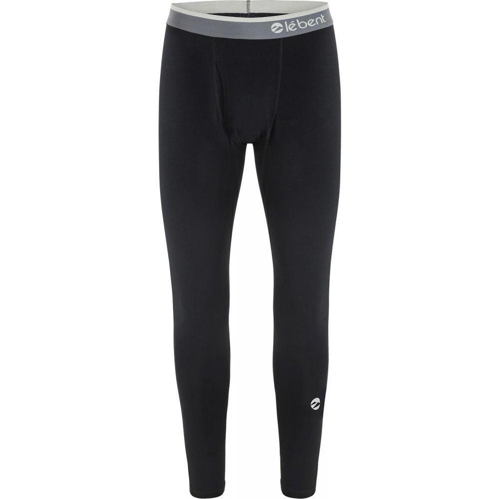 ル ベント Le Bent メンズ スキー・スノーボード ベースレイヤー ボトムス・パンツ【Le Base Baselayer Pants】Black