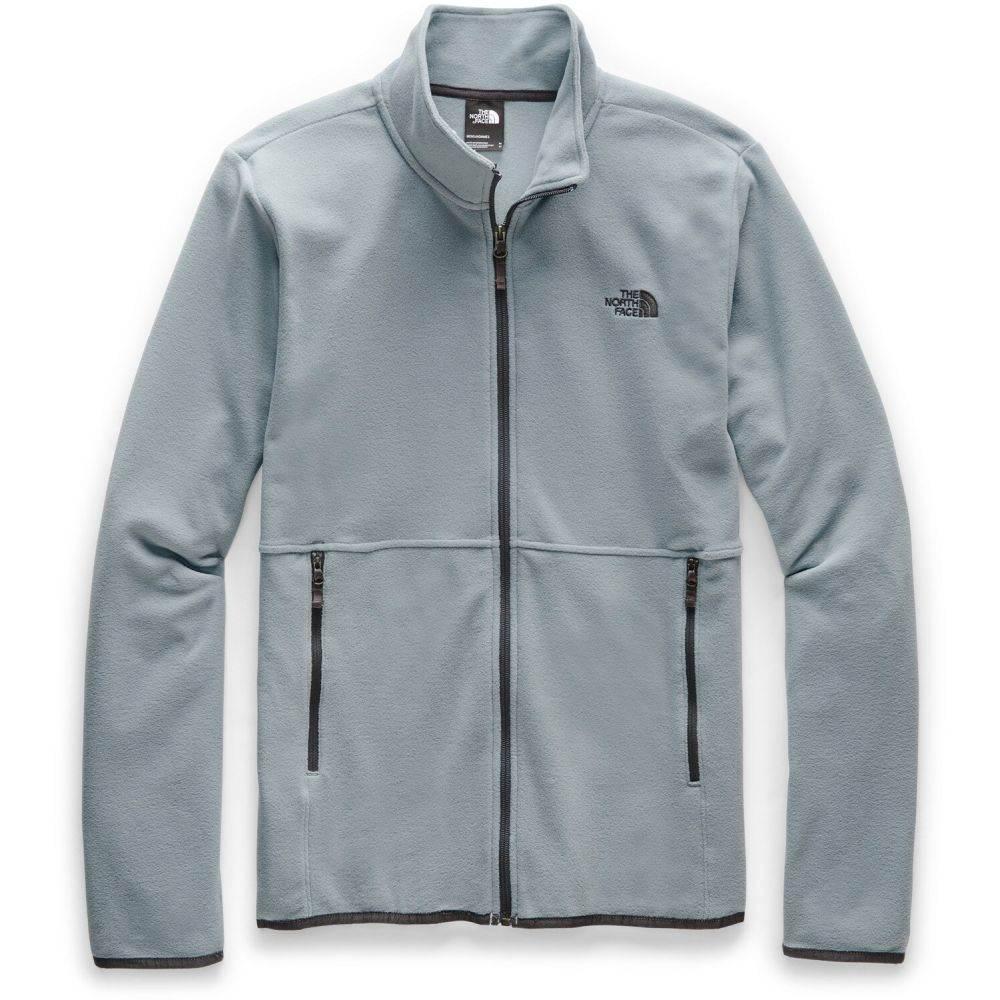 ザ ノースフェイス The North Face メンズ スキー・スノーボード トップス【TKA Glacier Full Zip Fleece】Mid Grey/Mid Grey