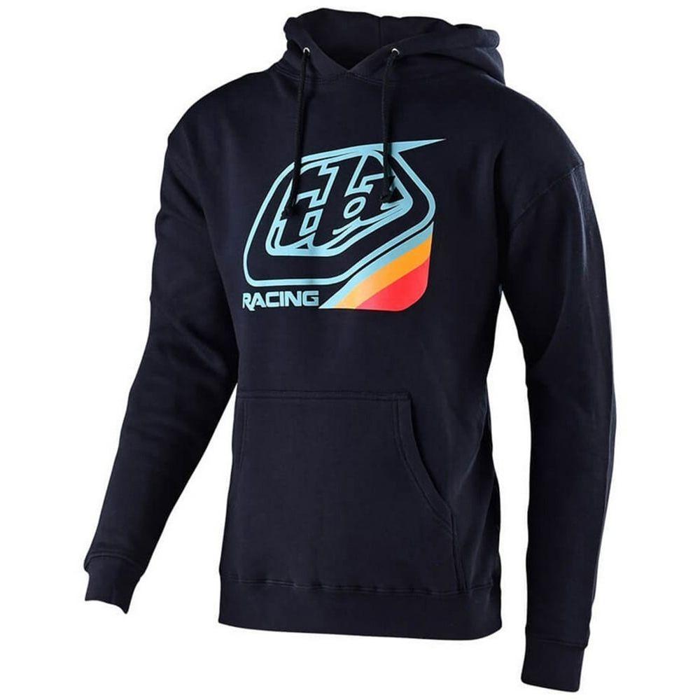 トロイリーデザイン Troy Lee Designs メンズ スキー・スノーボード パーカー トップス【Precision 2.0 Pullover Hoodie】Navy