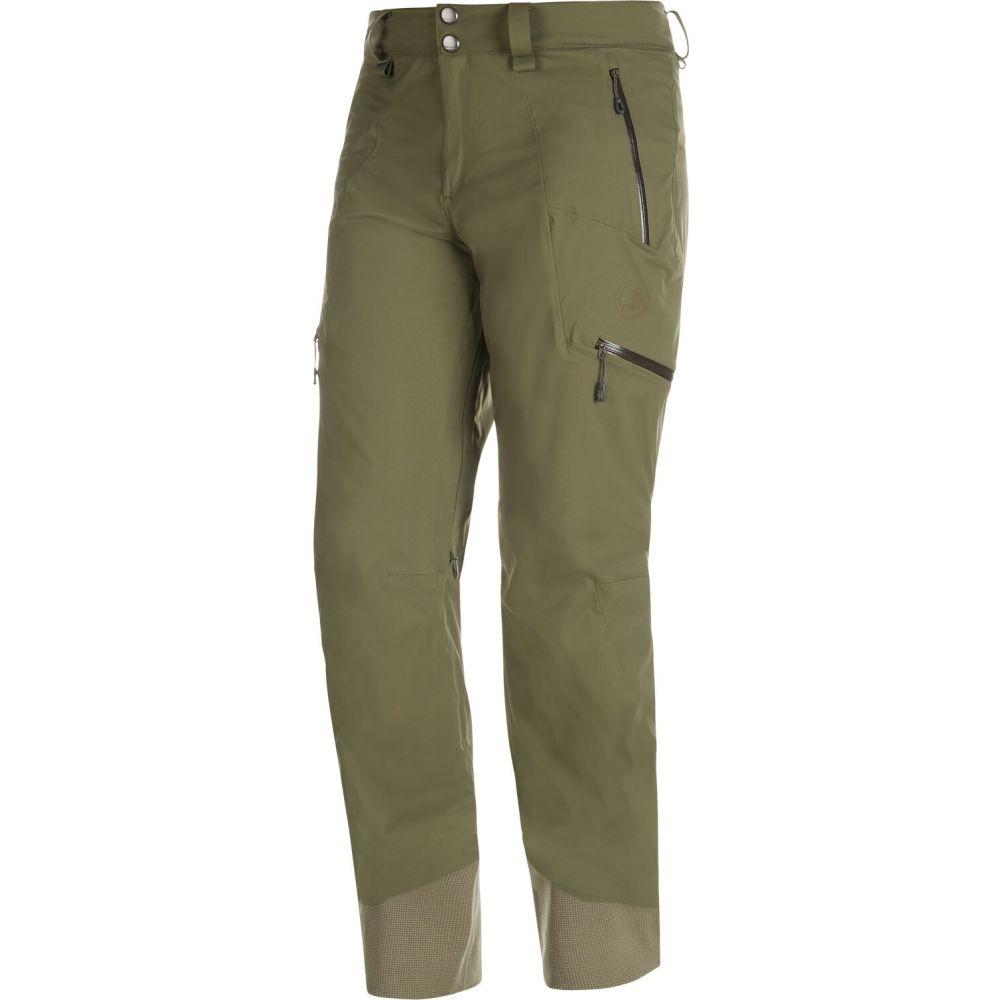 マムート Mammut メンズ スキー・スノーボード ボトムス・パンツ【Stoney Ski Pants】Iguana
