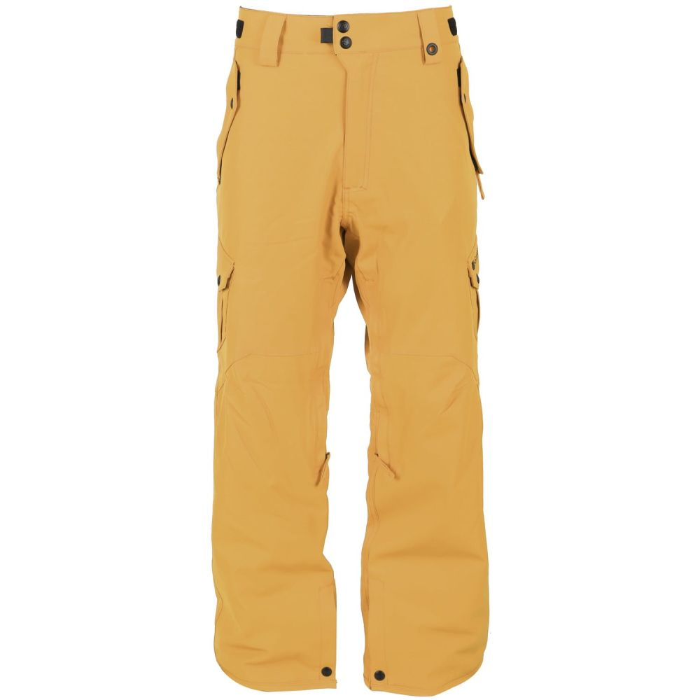 シックス エイト シックス 686 メンズ スキー・スノーボード カーゴ ボトムス・パンツ【Defender Cargo Snowboard Pants】Harvest Gold