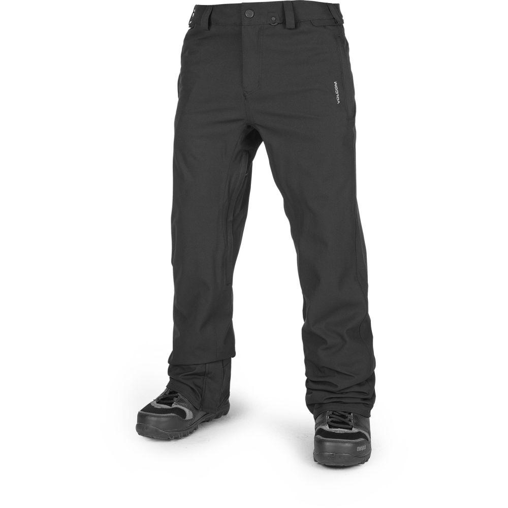 ボルコム Volcom メンズ スキー・スノーボード チノパン ボトムス・パンツ【Freakin Snow Chino Snowboard Pants 2020】Black