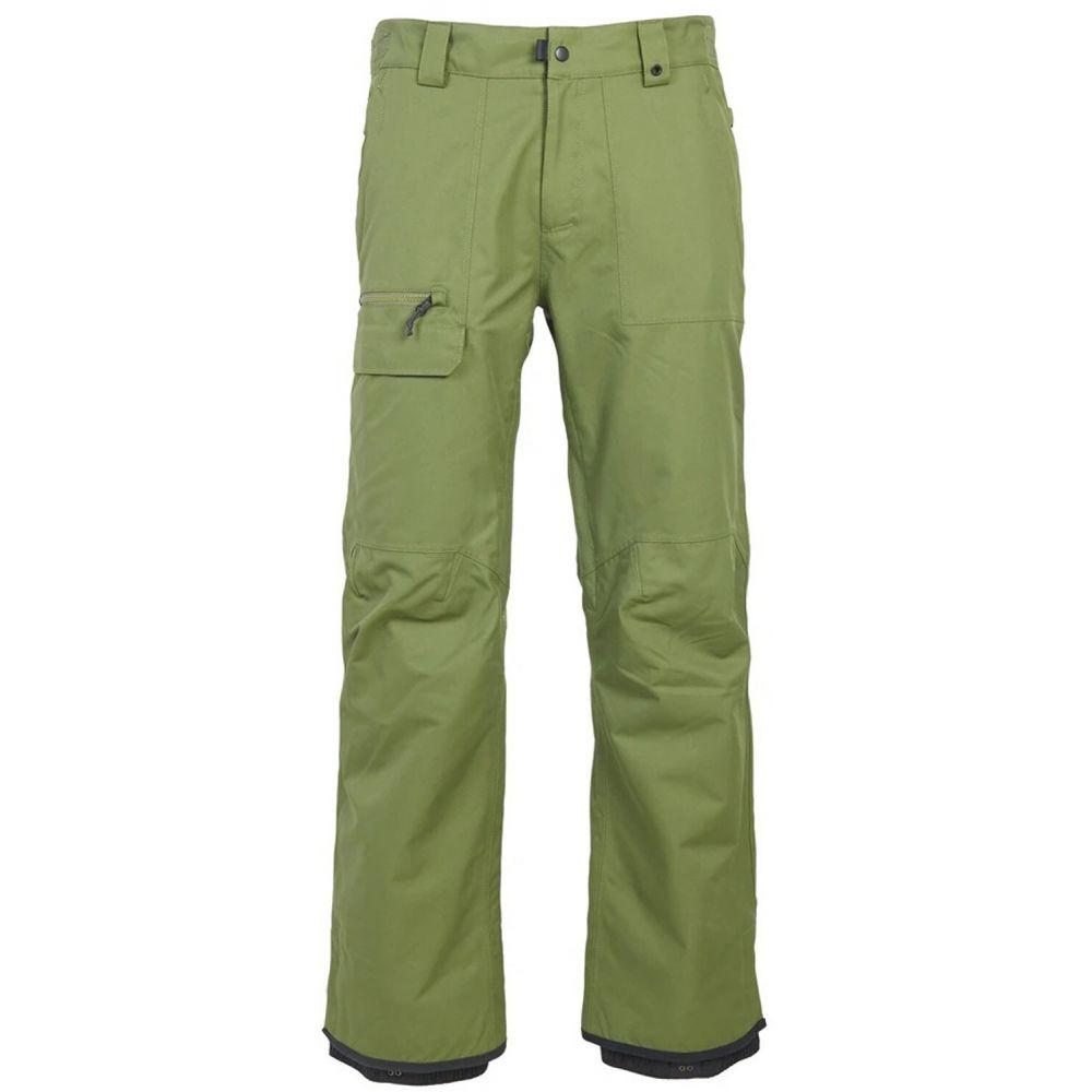 シックス エイト シックス 686 メンズ スキー・スノーボード ボトムス・パンツ【Vice Shell Snowboard Pants 2020】Surplus Green