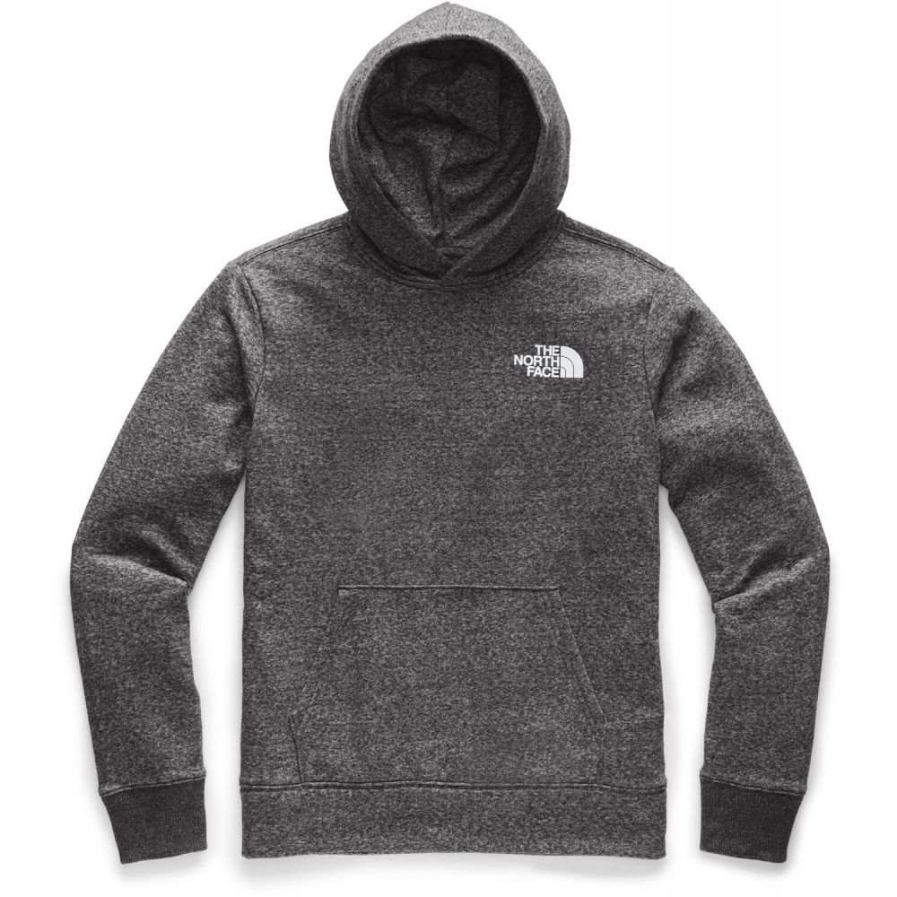 ザ ノースフェイス The North Face メンズ スキー・スノーボード パーカー トップス【Recycled Materials Pullover Hoodie】TNF Dark Grey Heather/TNF White