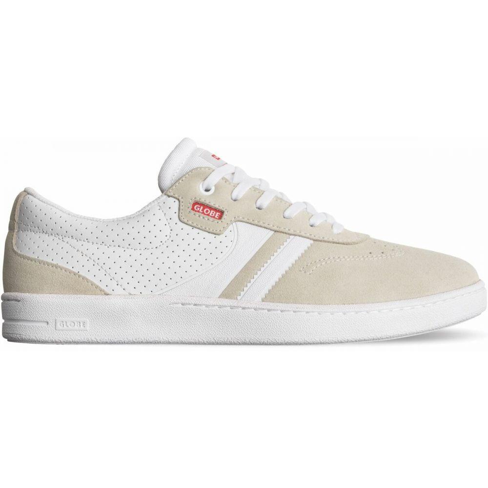 グローブ Globe メンズ スケートボード シューズ・靴【Empire Skate Shoes】White/Hart