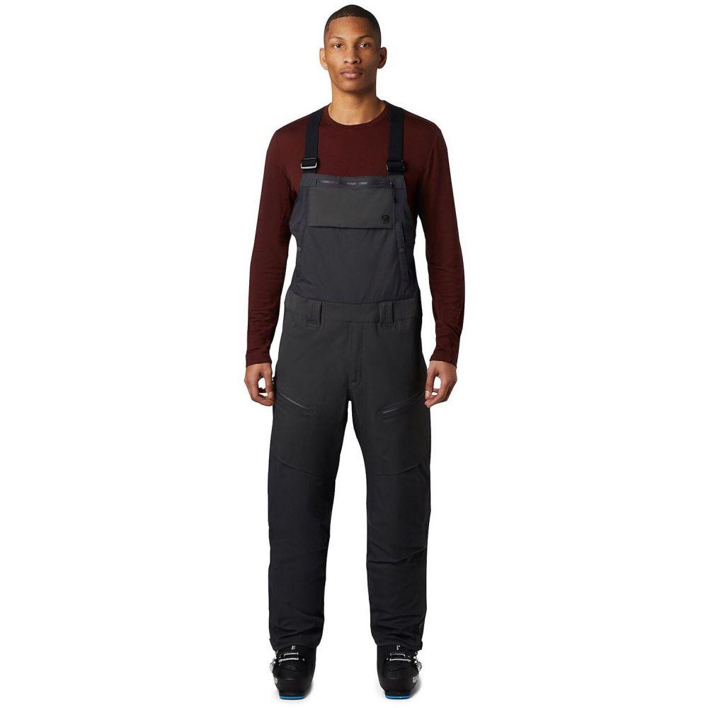 マウンテンハードウェア Mountain Hardwear メンズ スキー・スノーボード ビブパンツ ボトムス・パンツ【FireFall Bib Ski Pants】Void