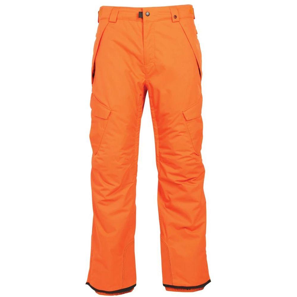 シックス エイト シックス 686 メンズ スキー・スノーボード カーゴ ボトムス・パンツ【Infinity Insulated Cargo Snowboard Pants 2020】Solar Orange