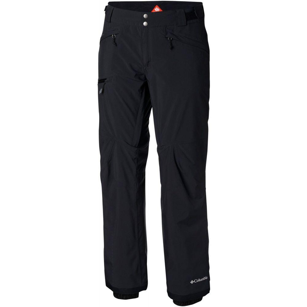 コロンビア Columbia メンズ スキー・スノーボード ボトムス・パンツ【Cushman Crest Snowboard Pants 2020】Black