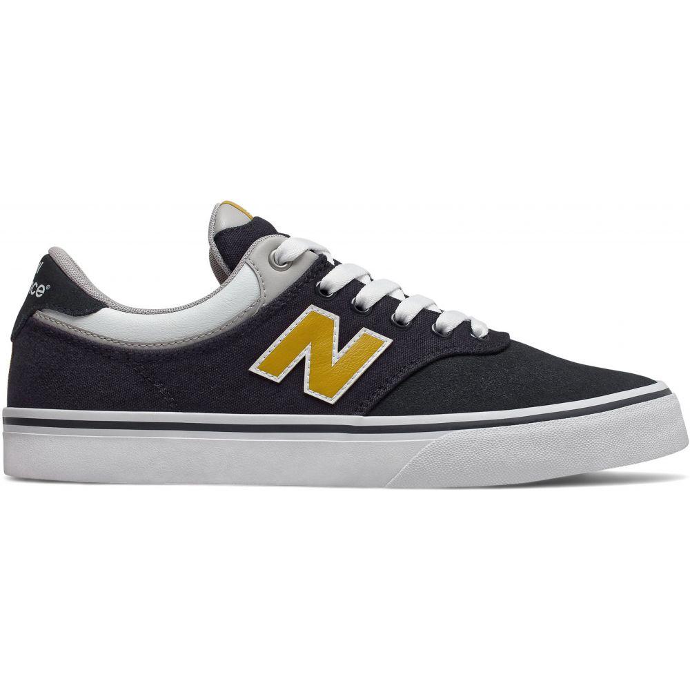 ニューバランス New Balance メンズ スケートボード シューズ・靴【Numeric 255 Skate Shoes】Navy/Gold