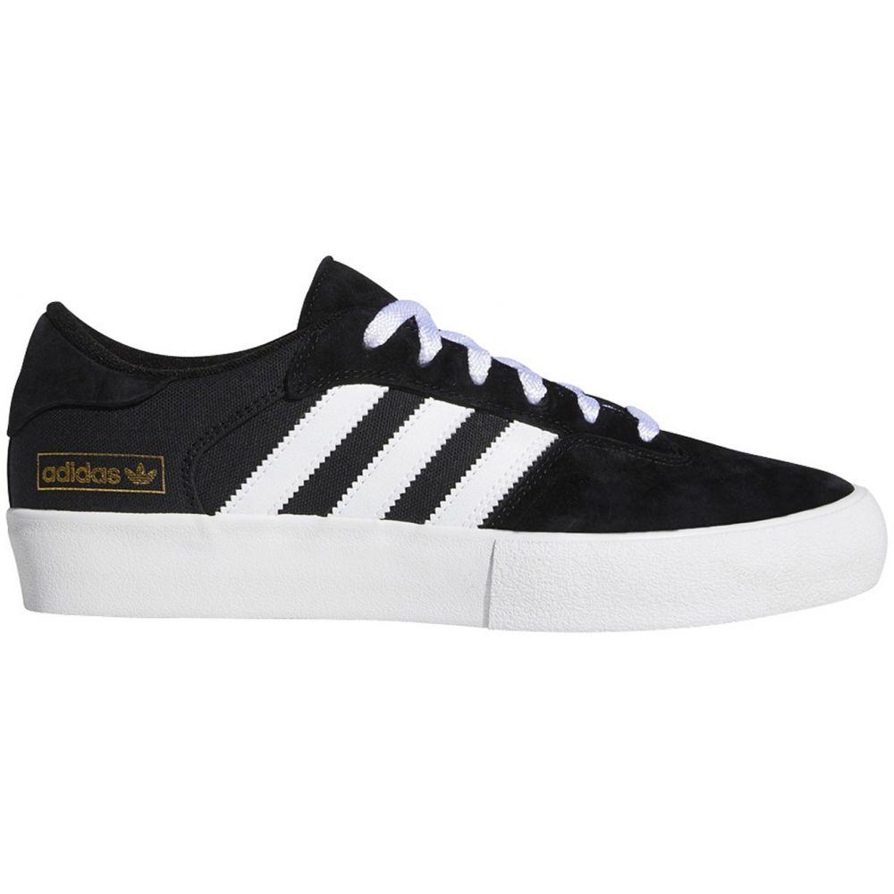 アディダス メンズ スケートボード シューズ・靴 Core Black/Footwear White/Gold Metallic 【サイズ交換無料】 アディダス Adidas メンズ スケートボード シューズ・靴【Matchbreak Super Skate Shoes】Core Black/Footwear White/Gold Metallic