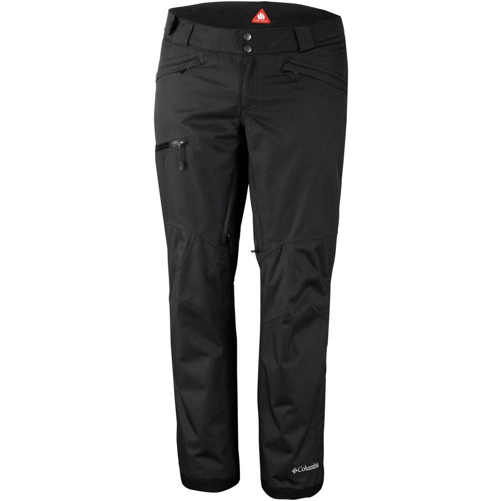 コロンビア Columbia メンズ スキー・スノーボード ボトムス・パンツ【Cushman Crest Snowboard Pants 2020】Charcoal Heather
