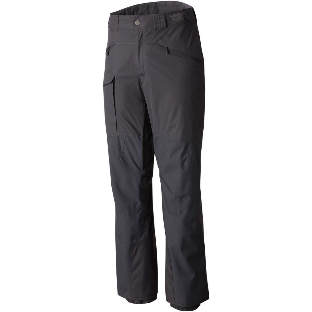 マウンテンハードウェア Mountain Hardwear メンズ スキー・スノーボード ボトムス・パンツ【Highball Long Ski Pants】Shark