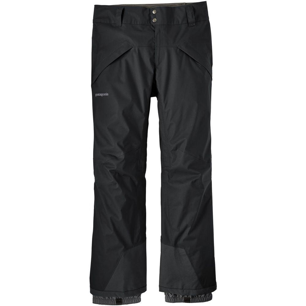パタゴニア Patagonia メンズ スキー・スノーボード ボトムス・パンツ【Snowshot Ski Pants】Black