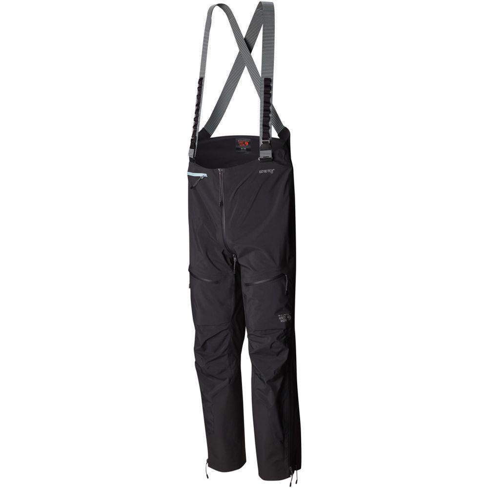 マウンテンハードウェア メンズ スキー・スノーボード ボトムス・パンツ Void 【サイズ交換無料】 マウンテンハードウェア Mountain Hardwear メンズ スキー・スノーボード ビブパンツ ボトムス・パンツ【Exposure 2 Gore-Tex Pro Bib Ski Pants】Void