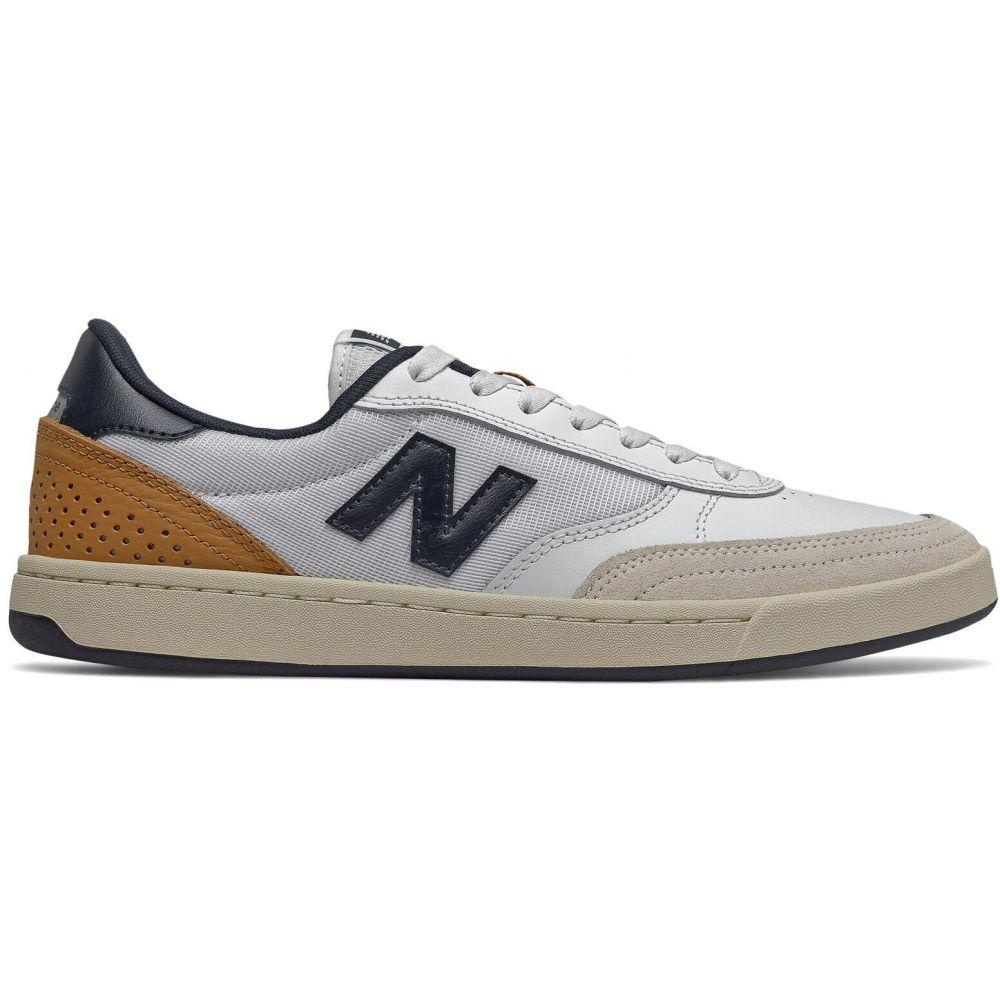 ニューバランス New Balance メンズ スケートボード シューズ・靴【Numeric 440 Skate Shoes】White/Navy