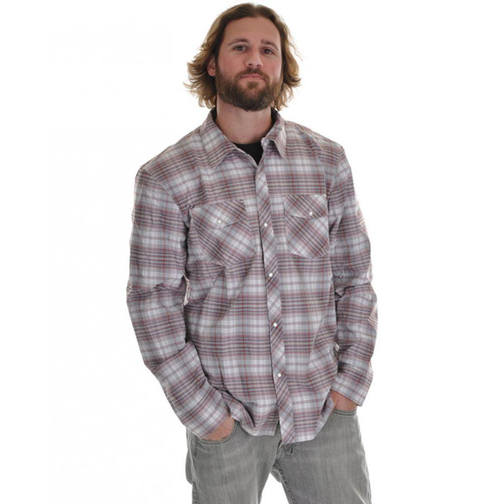 クイックシルバー Quiksilver メンズ トップス 【Eastwood Shirt】White