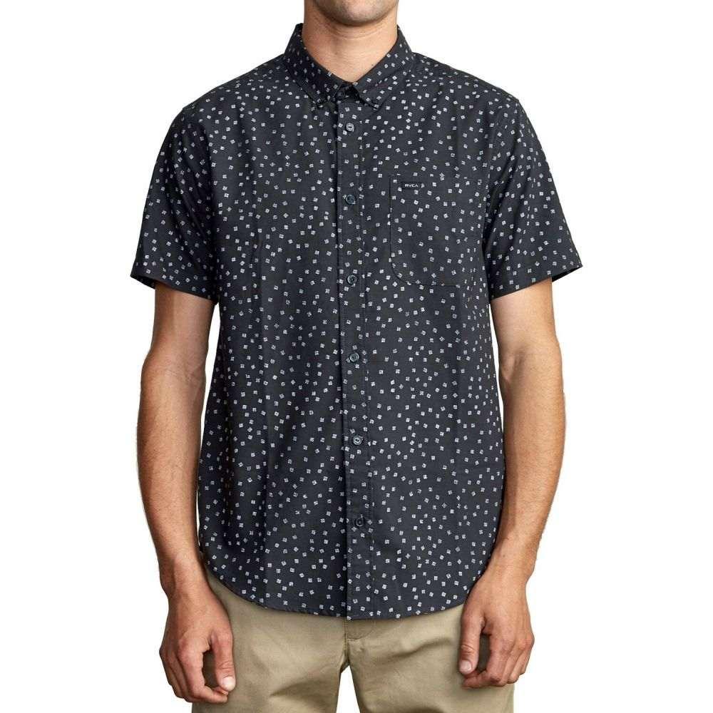ルーカ RVCA メンズ シャツ トップス【That'll Do Printed Shirt】Black/White