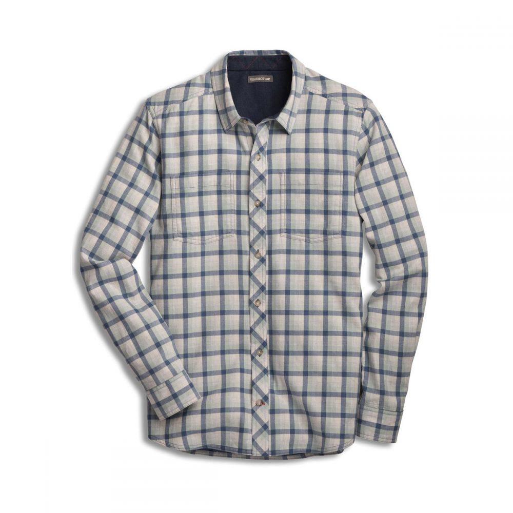 トードアンドコー Toad & Co メンズ シャツ トップス【Flannagan L/S Shirt】Arctic