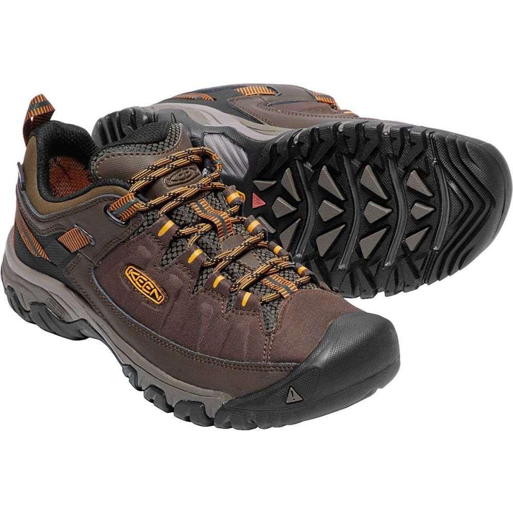 キーン Keen メンズ ハイキング・登山 シューズ・靴【Targhee Exp WP Hiking Shoes】Cascade/Inca Gold
