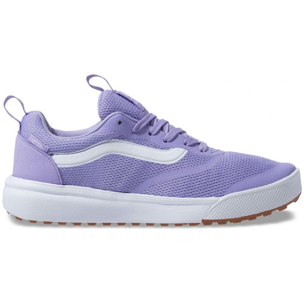 ヴァンズ Vans レディース スニーカー シューズ・靴【Ultrarange Rapidweld Shoes】Violet Tulip