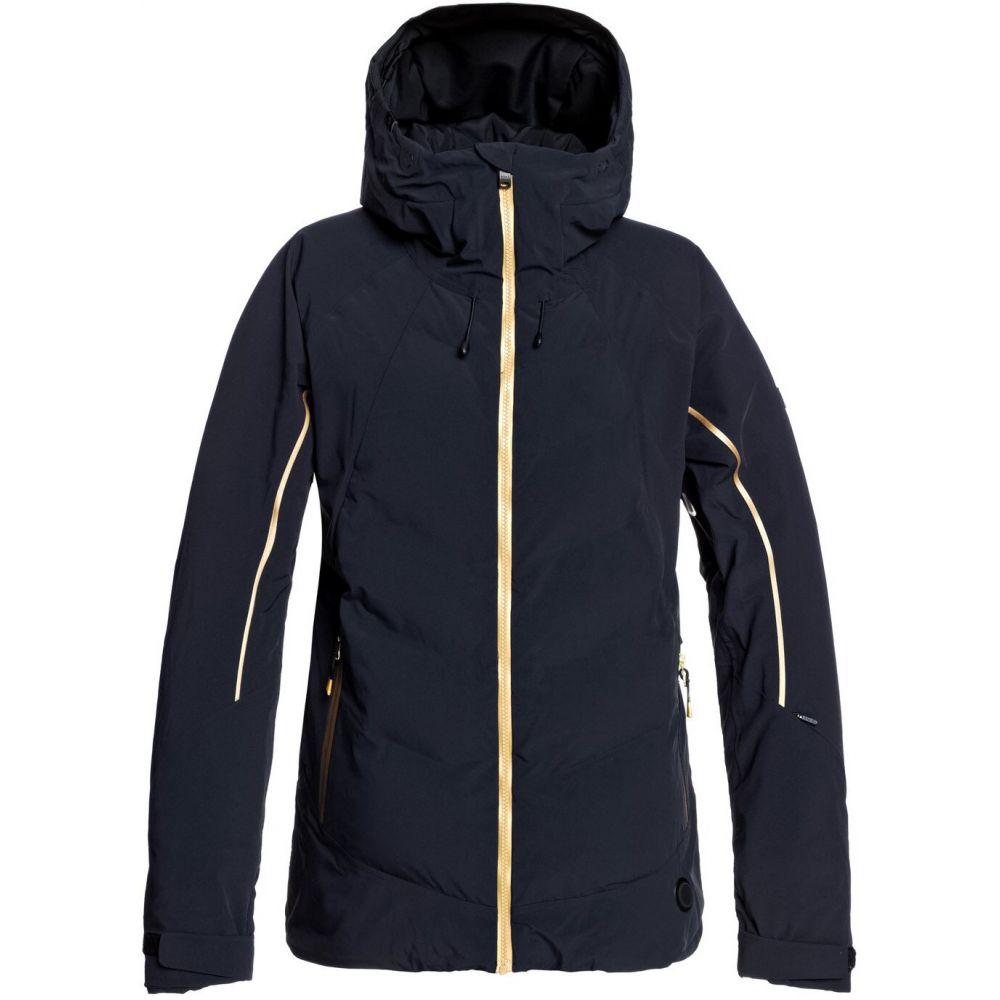 ロキシー レディース スキー・スノーボード アウター True Black 【サイズ交換無料】 ロキシー Roxy レディース スキー・スノーボード ジャケット アウター【Premiere Snowboard Jacket 2020】True Black