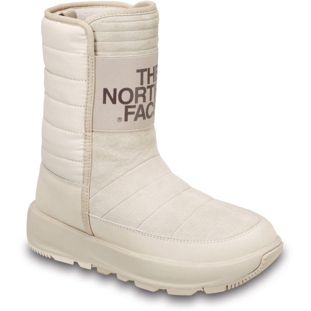 ザ ノースフェイス The North Face レディース ブーツ ウインターブーツ シューズ・靴【Ozone Park Winter Pull-On Boots】Vintage White/Peyote Beige