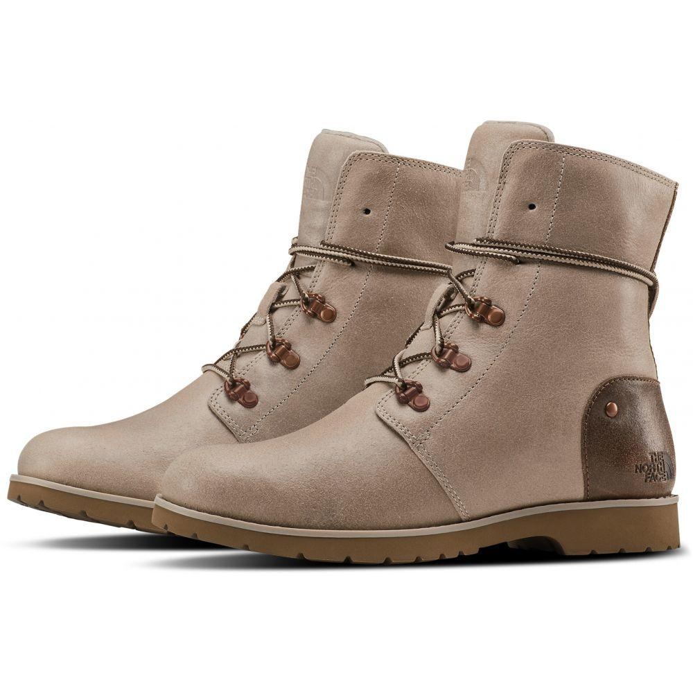 ザ ノースフェイス The North Face レディース ブーツ シューズ・靴【Ballard Lace II Boots】Doeskin Brown/Desert Palm Brown