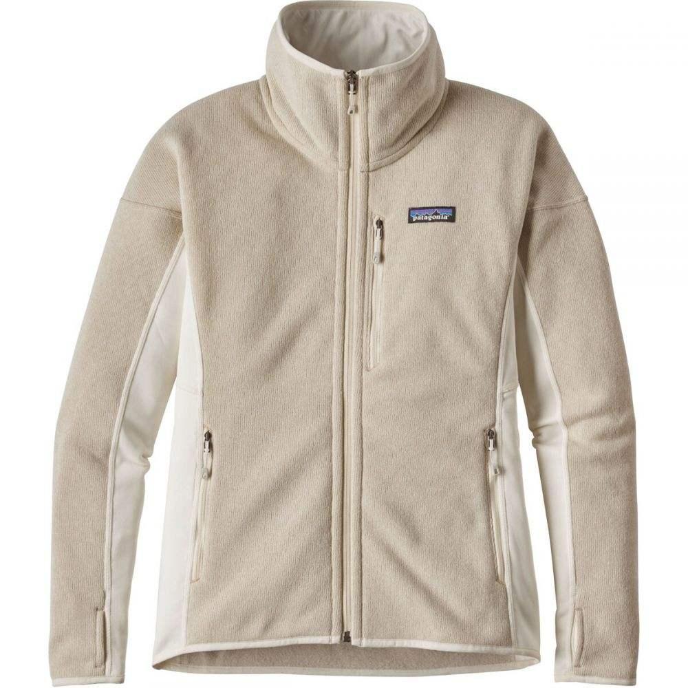 パタゴニア Patagonia レディース スキー・スノーボード ニット・セーター トップス【Performance Better Sweater Fleece】Bleached Stone