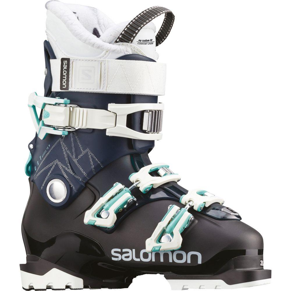 サロモン Salomon レディース スキー・スノーボード ブーツ シューズ・靴【QST Access 70 Ski Boots 2020】Petrol Blue/White/Shooting Sea