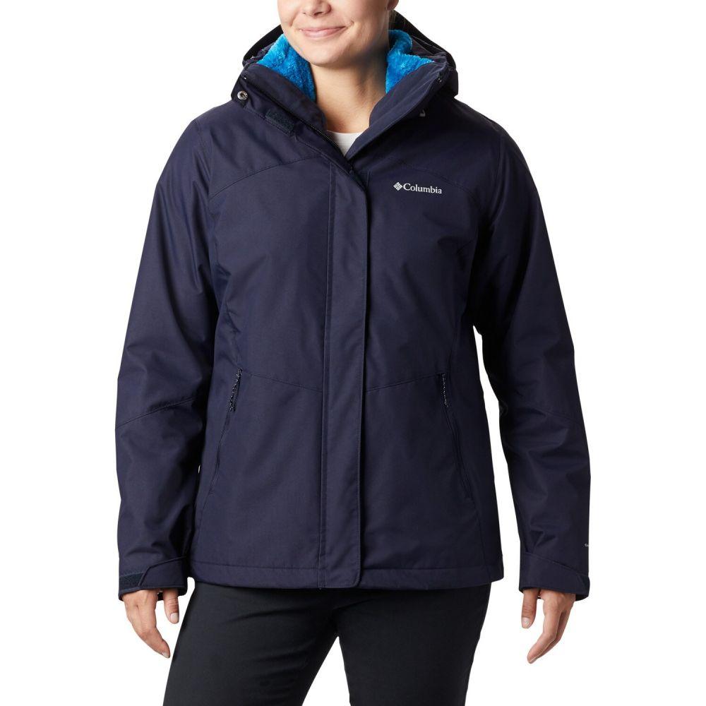 コロンビア Columbia レディース スキー・スノーボード ジャケット アウター【Bugaboo II Fleece Interchange Snowboard Jacket 2020】Dark Nocturnal