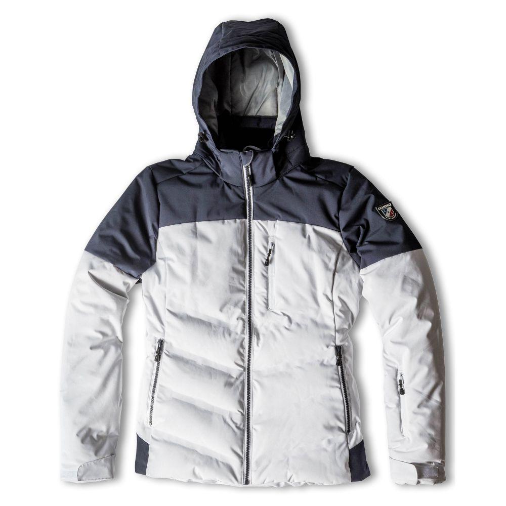 シャモニー Chamonix レディース スキー・スノーボード ジャケット アウター【Clementine Snowboard Jacket 2020】White/Comb
