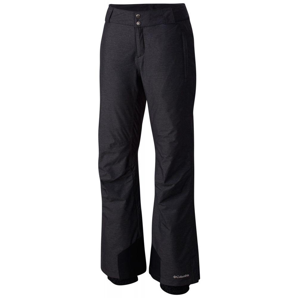 コロンビア Columbia レディース スキー・スノーボード ボトムス・パンツ【Bugaboo Omni-Heat Snowboard Pants】Black Crossdye