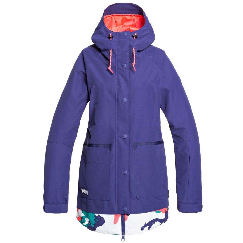 ディーシー DC レディース スキー・スノーボード ジャケット アウター【Riji Snowboard Jacket 2020】Blue Ribbon