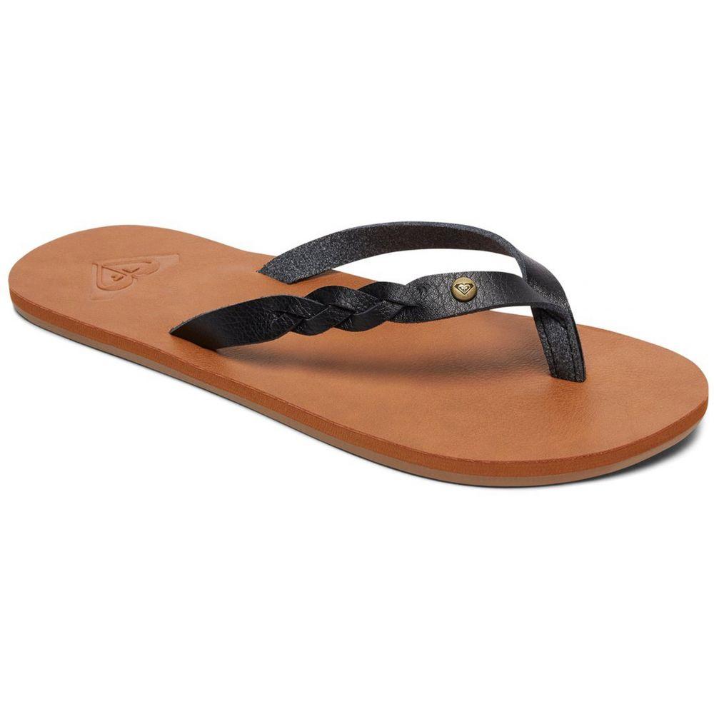 ロキシー Roxy レディース サンダル・ミュール シューズ・靴【Liza III Sandals】Black