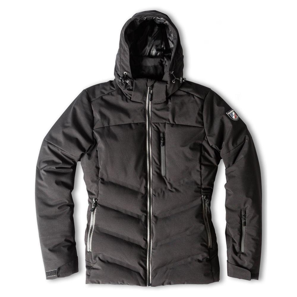 シャモニー Chamonix レディース スキー・スノーボード ジャケット アウター【Clementine Snowboard Jacket 2020】Black