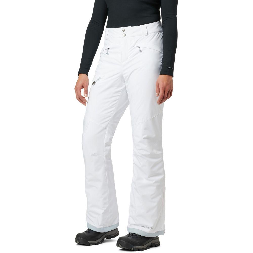 コロンビア Columbia レディース スキー・スノーボード ボトムス・パンツ【Wildside Snowboard Pants 2020】White