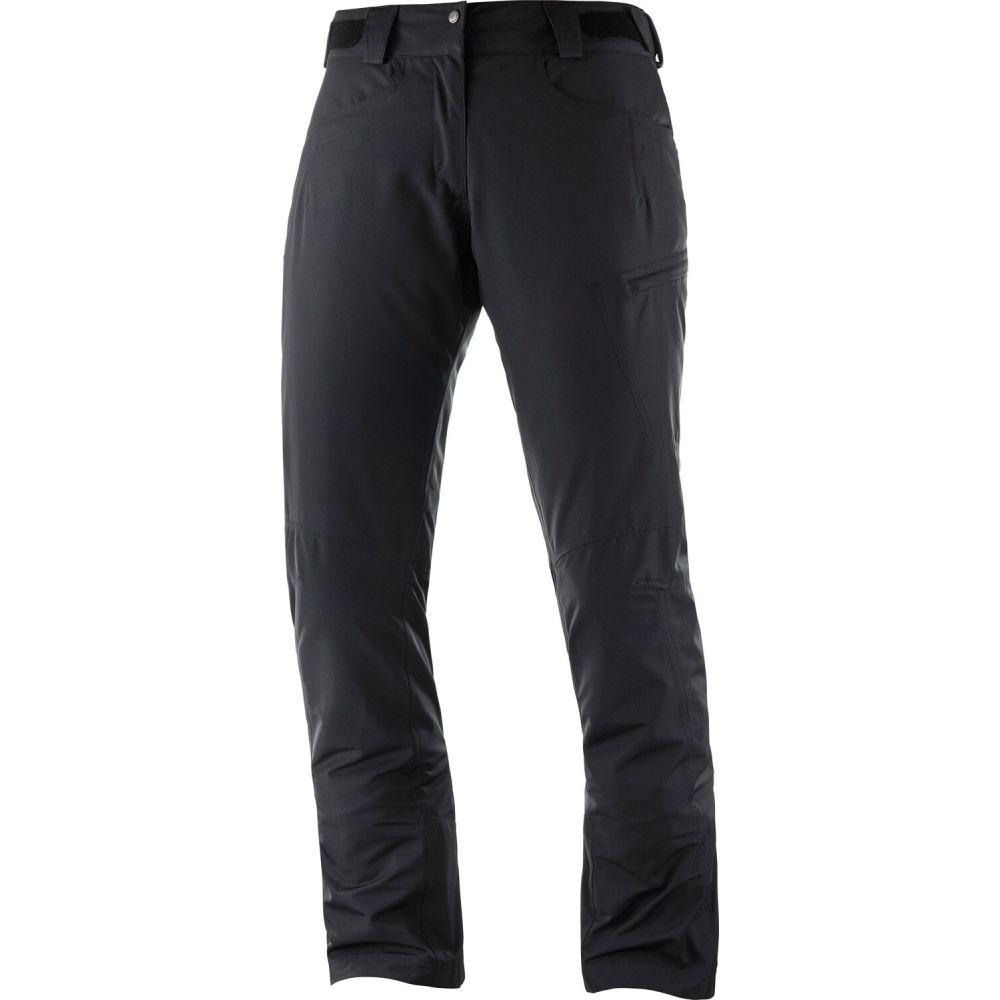 サロモン Salomon レディース スキー・スノーボード ボトムス・パンツ【Fantasy Ski Pants】Black