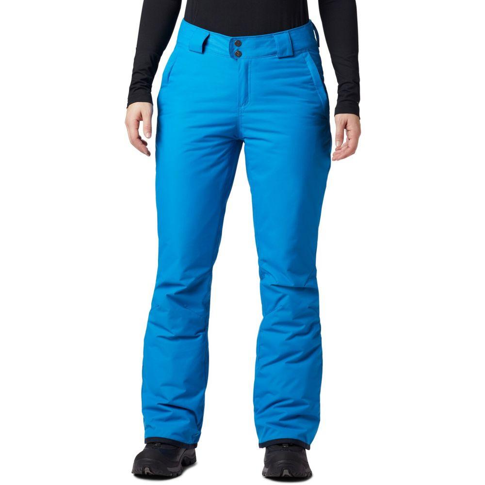 コロンビア Columbia レディース スキー・スノーボード ボトムス・パンツ【On The Slope II Snowboard Pants 2020】Fathom Blue