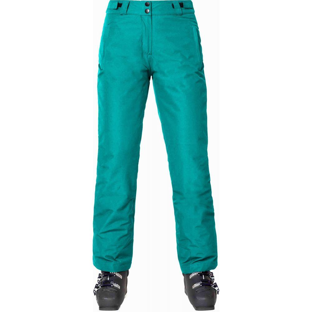 ロシニョール Rossignol レディース スキー・スノーボード ボトムス・パンツ【Rapide Ski Pants】Peacock